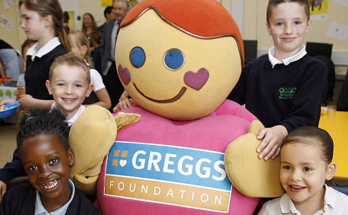 Image result for greggs hardship fund